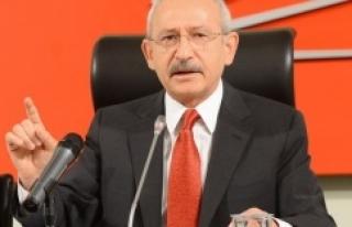 Kılıçdaroğlu, HDP'yi baraj altında bırakmak...