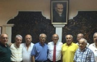 Milletvekili Çakırözer'den Emekli Subay Ve Astsubaylara...