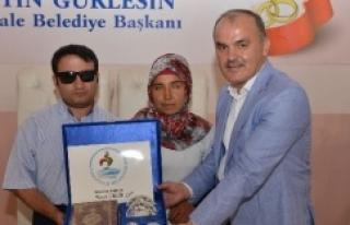 Pamukkale Belediyesi'nden Evlenen Çiftlere Evlilik...