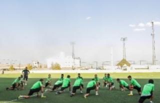 Şehitkamil Belediyespor Yönetiminden Futbolculara...