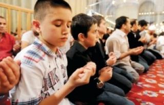 Urfa'da bayram namazı kaçta kılınacak?