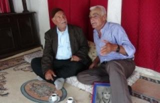55 Yıl sonra buluştular!