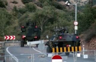 Askeri araca bombalı saldırı: 2 şehit!