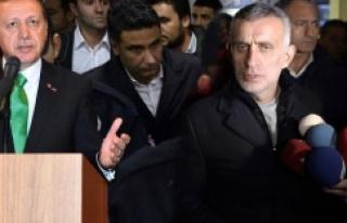 Avni Aker'de rehin kalan hakemleri Erdoğan kurtardı