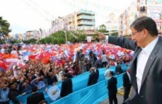 Başbakan Urfa'ya müjde verdi.