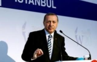 Erdoğan: DEAŞ bir terör örgütüdür...