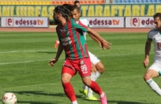 GAP Arena'da 4 gol çıktı