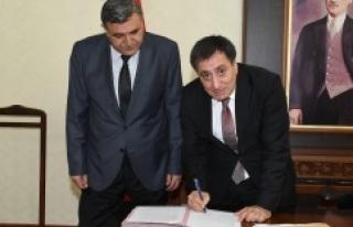 İki önemli protokole imza attı