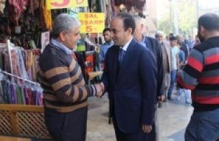 Baydemir, AK Parti'ye çağrıda bulundu!