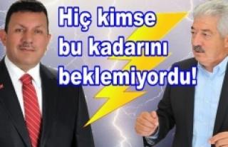 CHP ve MHP Urfa'da çakıldı