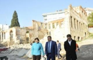 Darıca'nın Tarihi Gün Yüzüne Çıkıyor