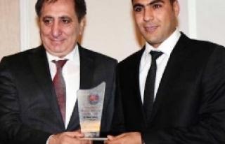 DHA Muhabiri Şulul'a ödül