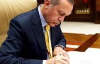 Erdoğan imzayı attı! Yeni hükümet Kuruluncaya...