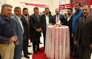 Fiat Egea Urfa'da tanıtıldı