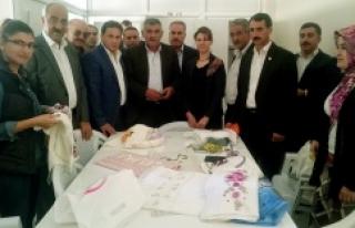 Hilvan Belediye Meclis Üyelerinden Kadın Kültür...
