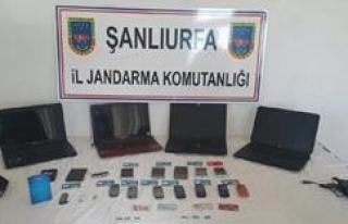 Jandarma düğmeye bastı:7 Gözaltı