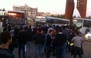 Osman Bey'de öğrenciler isyanda!