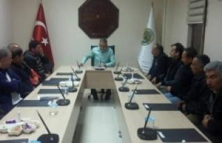 Pazaryeri Esnafından Başkan Bozkurt'a Teşekkür...