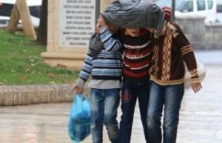 Urfa'da şiddetli yağış uyarısı
