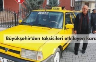 Urfa'da taksiciler isyanda