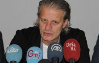 Urfaspor'u neden seçtiğini açıkladı