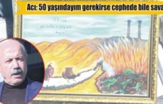 Acı'dan Erdoğan'a destek!