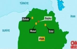 'IŞİD saldırı düzenledi: 1 Türk askeri...
