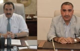 Kaya ve Eyyüpoğlu, mesaj yayınladı
