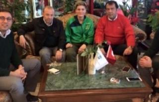 MSK Urfa, 1. Lig'den İrem'i transfer etti
