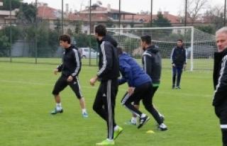 Şanlıurfaspor Başakşehir'e hazır