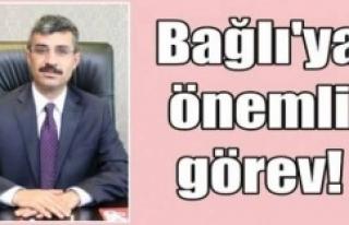 Selim Bağlı SGK Başkanı oldu