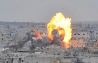 Suriye'de bir ilk! Vurdular…