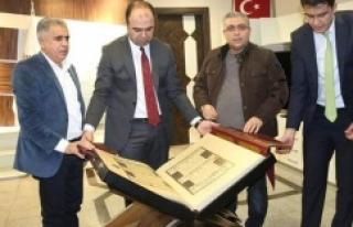 Urfaspor'dan Çiftçi'ye ziyaret