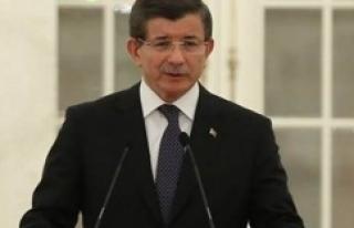 Davutoğlu'dan erken seçim açıklaması...
