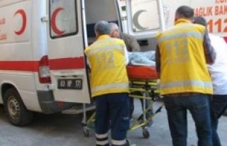 Hamile kadın kavgayı ayırırken öldürüldü