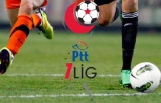 PTT 1. Lig 20 ve 21. hafta programı açıklandı