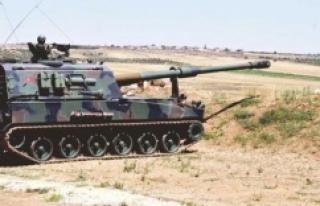 Türkiye, DAEŞ'e bomba yağdırdı