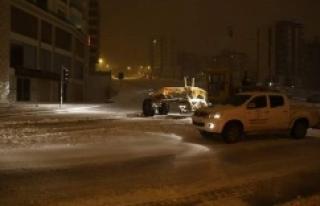 Urfa'da yollar kapandı