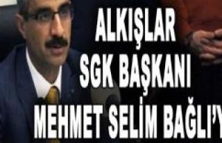 Yazar Aydın, Başkan Bağlı'yı yazdı...