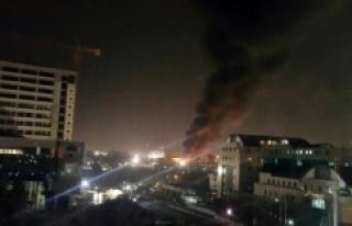 Ankara'da patlama: 18 Ölü