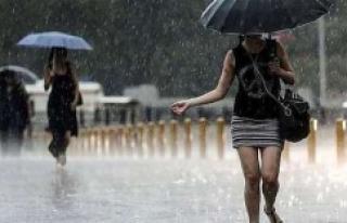 Dikkat! Urfa'ya sağanak yağış geliyor