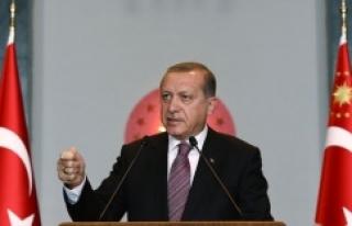 Erdoğan'dan bombalı saldırıya ilk açıklama