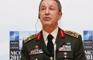 Genel Kurmay Başkanı konuştu