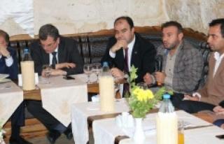 KAŞİP Başkanı Aydın, Bakan Kılıç'a sorunları...