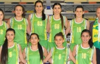 Kızlar Ataspor'la kozlarını paylaşacak