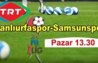 Samsunspor maçının canlı yayınlanacağı kanal...
