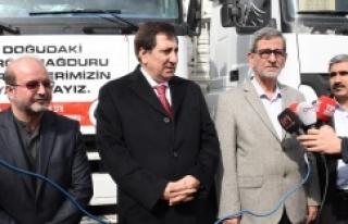 """""""Şanlıurfa Türkiye'nin ve dünyanın yüz..."""