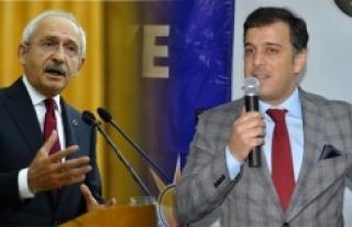 Yılmaztekin, Kılıçdaroğlu'na suç duyurusunda...