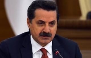 Çelik'ten Rus diplomata anlamlı mesaj