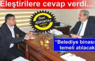 Fevzi Demirkol ile özel röportaj...